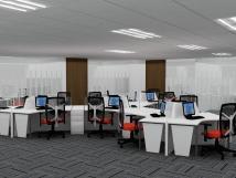 Cho thuê văn phòng diện tích 60m2 Trung Kính giá tốt