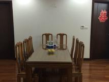 Cho thuê chung cư Platinum Ngọc Khánh, full nội thất nhập khẩu, căn góc, view hồ Ngọc Khánh