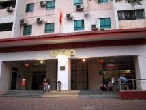 Cho thuê chung cư 17T10 Nguyễn Thị Định, 75m2, nội thất đầy đủ giá thuê 12 triệu/tháng