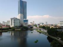 Cho thuê chung cư Ngọc Khánh Plaza 111m đầy đủ nội thất giá thuê 22 triệu