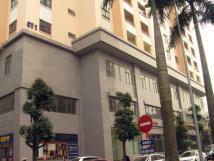 Cho thuê chung cư Nàng Hương Nguyễn Trãi 105m nội thất đầy đủ giá thuê 12 triệu