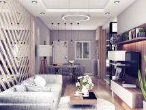 Cho thuê căn hộ chung cư Pacific Place 200m2 đủ nội thất