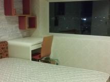 Cho thuê căn hộ Chung cư Hoà Bình Green ngõ 376 đường Bưởi, DT 105m2, 3PN, đủ đồ giá 17 tr/tháng