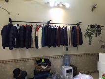 Cho thuê nhà mặt phố Lý Thái Tổ - Lò Sũ. DT 32 m2 mặt tiền 3m