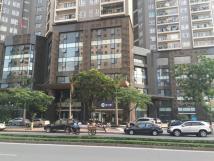 Cho thuê mặt bằng kinh doanh tầng 1 tòa nhà chung cư NO4 - Hoàng Đạo Thúy, Cầu Giấy