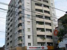 Cho thuê căn hộ chung cư 181 Nguyễn Lương Bằng 100m2, 3 phòng ngủ, đầy đủ tiện nghi, giá 13 tr/th