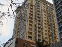 Cho thuê gấp chung cư 172 Ngọc Khánh, DT 160m2, 3 phòng ngủ đủ đồ giá 16 triệu/tháng