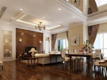 Cho thuê căn hộ chung cư Golden Land, Nguyễn Trãi, 2PN, đủ đồ, 111m2, 13 tr/tháng