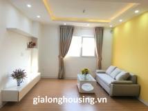 Cho thuê căn hộ mới Nghĩa Đô, đầy đủ nội thất, 2 phòng ngủ