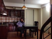 Chính chủ cho thuê nhà 4 tầng mặt ngõ 358 phố Bùi Xương Trạch