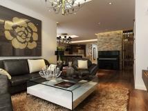 Cho thuê chung cư số 6 Nguyễn Công Hoan- Platinum Residences, Ba Đình, 3PN đủ đồ, 20tr/th