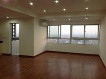 Cho thuê CC 57 Láng Hạ, Thành Công Tower, 170m2, 3PN, đồ cơ bản, thích hợp làm văn phòng