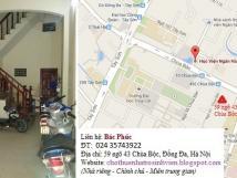 Cho thuê chung cư, phòng trọ gần Học viện ngân hàng, Đại học y, Thủy lợi, Công đoàn, phố Chùa bộc