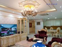 Cho thuê căn hộ chung cư The Garden, Mễ Trì, 110m2, 2 phòng ngủ, full nội thất, 23tr/th 0936388680