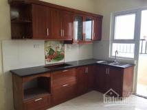 Cho thuê căn hộ chung cư Linh Đàm. DT 80m2 thiết kế 3pn, đầy đủ nội thất, chỉ việc xách va li vào ở