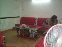 Cho thuê nhà riêng tại Văn Chương - Khâm Thiên 30m2, 3 tầng, 2 phòng ngủ, đồ cơ bản, giá 7 tr/th