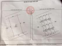 Bán đất tổ 1 phường Giang Biên - Long Biên - Hà Nội
