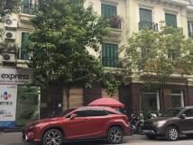 Chính chủ cho thuê liền kề Mỹ Đình mặt đường Trần Văn Lai - 145 m2 x 4 tầng