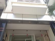 Cho thuê nhà phố Quan Hoa, Cầu Giấy, DT 80m2, 5 tầng, MT 5m. Giá 38 tr/th