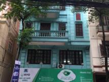 Cho thuê nhà phố Vũ Ngọc Phan,Đống Đa.DT 70m,4 tầng,MT 6m.Giá 38tr/th