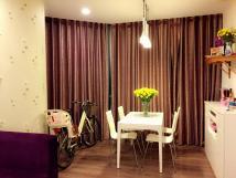 Cho thuê CHCC The Garden Mễ Trì, dt 110m2, 2PN sáng, full nội thất đẹp, tầng 18, giá 19tr/th