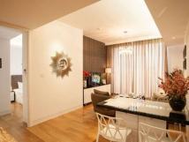 Cho thuê căn hộ chung cư Indochina Plaza 112m2, nội thất sang trọng, khách Mĩ vừa hết hợp đồng