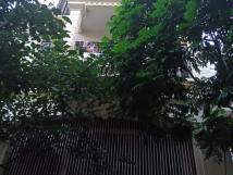 Cho thuê nhà phố Văn Cao, Ba Đình, DT: 100m2, 4 tầng, MT 6m, giá 50tr/th