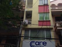 Cho thuê nhà mặt phố 19 Trần Đăng Ninh, Cầu Giấy