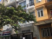 Cho thuê biệt thự lô 1B Mễ Trì Thượng,Nam Từ Liêm, Hà Nội.DT 120m, 5 tầng,MT 6m.Giá 20tr/th