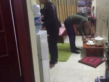 Cho thuê phòng ở tầng 2 ngõ 140 Phú Diễn, 26m2 khép kín, giường và tủ nóng lạnh