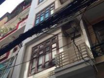 Cho thuê nhà ngõ 47 Doãn Kế Thiện,Cầu Giấy,DT 36m,5 tầng.Giá 15tr/th