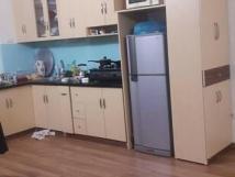 Cho thuê căn hộ chung cư linh đàm 1PN full đầy đủ nội thất chỉ việc sách vali vào ở