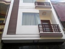 Cho thuê nhà ngõ 381 Nguyễn Khang, Cầu Giấy, DT 46m2, 5 tầng. Giá 17 tr/th