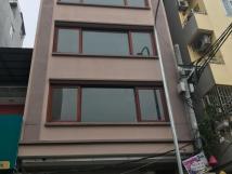 Cho thuê nhà ngõ Tôn Thất Tùng,Khương Thượng,Đống Đa,Hà Nội.Dt 55m,6 tầng,Mt 6m.Giá 25tr/th