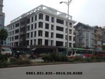 Bán liền kề phố Nguyễn Hoàng Mỹ Đình 76-108m2 6 tầng chỉ từ 11.5tỷ/lô LH 0916558388