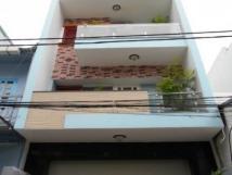Cho thuê  nhà trong ngõ Thái Thịnh , Đống Đa . DT 45 m2 * 3,5 tầng, 16 tr /th