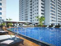 Cho thuê chung cư 52 Lĩnh Nam,  2 ngủ, giá 5 triệu Lh 0919271728