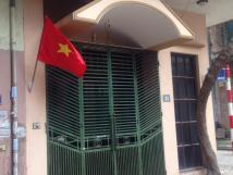 Nhà 5 tầng, ngõ 12 Nguyễn Văn Trỗi, 8 phòng ngủ, cho thầu