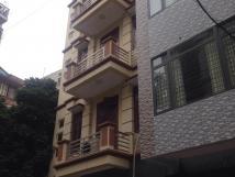 Nhà 5 tầng ngõ 84 Trần Phú/ chia 8 phòng ngủ, đồ cơ bản