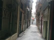 Cho thuê nhà ngõ rộng phố Lê Thanh Nghị 62m2, 3,5 tầng, 15 triệu/tháng