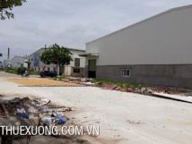 Cần cho thuê gấp nhà xưởng tại cụm CN Sóc Sơn, Hà Nội giá hợp lý