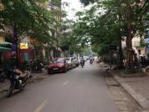 Cho thuê mặt bằng tầng 1 ngõ rộng phố Hồng Mai, DT 52m2, 4m, 6,5 triệu/tháng