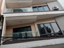 Cho thuê nhà Đốc Ngữ, Ba Đình, Hà Nội.DT 55m,5 tầng,Mt 8m.Giá 30tr/th