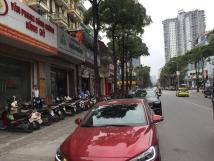 Cho thuê nhà mặt phố Trung Hòa, Cầu Giấy.