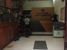 Cho thuê nhà liền kề khu đô thị Mỹ Đình 1, đường Nguyễn Cơ Thạch, Dt 100m2, 4 tầng. LH 0977069264
