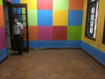 Cho thuê nhà mặt ngõ Lê Thanh Nghị, Trần Đại Nghĩa, DT 56 m2, 4.5 tầng, MT 5.6m