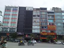 Chô thuê nhà 9 tầng mặt phố cầu giấy hà nội vi trí víp