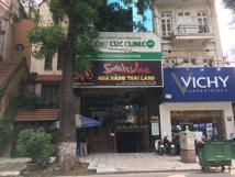 Cho thuê mặt bằng kinh doanh phố Bà Triệu, Hai Bà Trưng, mặt tiền 7m, LH 0904613628