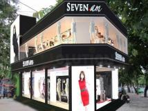 Cho thuê cửa hàng mặt phố Chùa Bộc 75m2, 5 tầng, mặt tiền 5x12m, 96tr/tháng