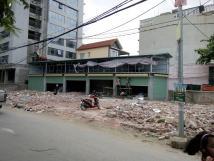 Cho thuê nhà xưởng quận Thanh Xuân 125m2 x 2 tầng, mặt tiền 35m, giá 100 tr/th